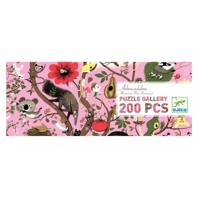 PUZZLE ABRACADABRA 200 PIECES