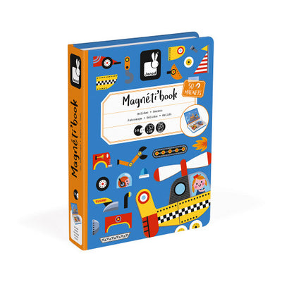 MAGNÉTI'BOOK BOLIDES, 50 MAGNETS