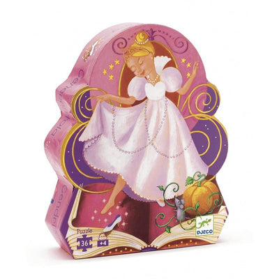PUZZLE CENDRILLON 36 PIECES
