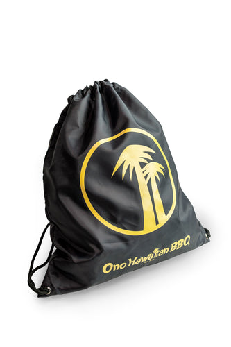 Ono Hawaiian BBQ Cinch Bag