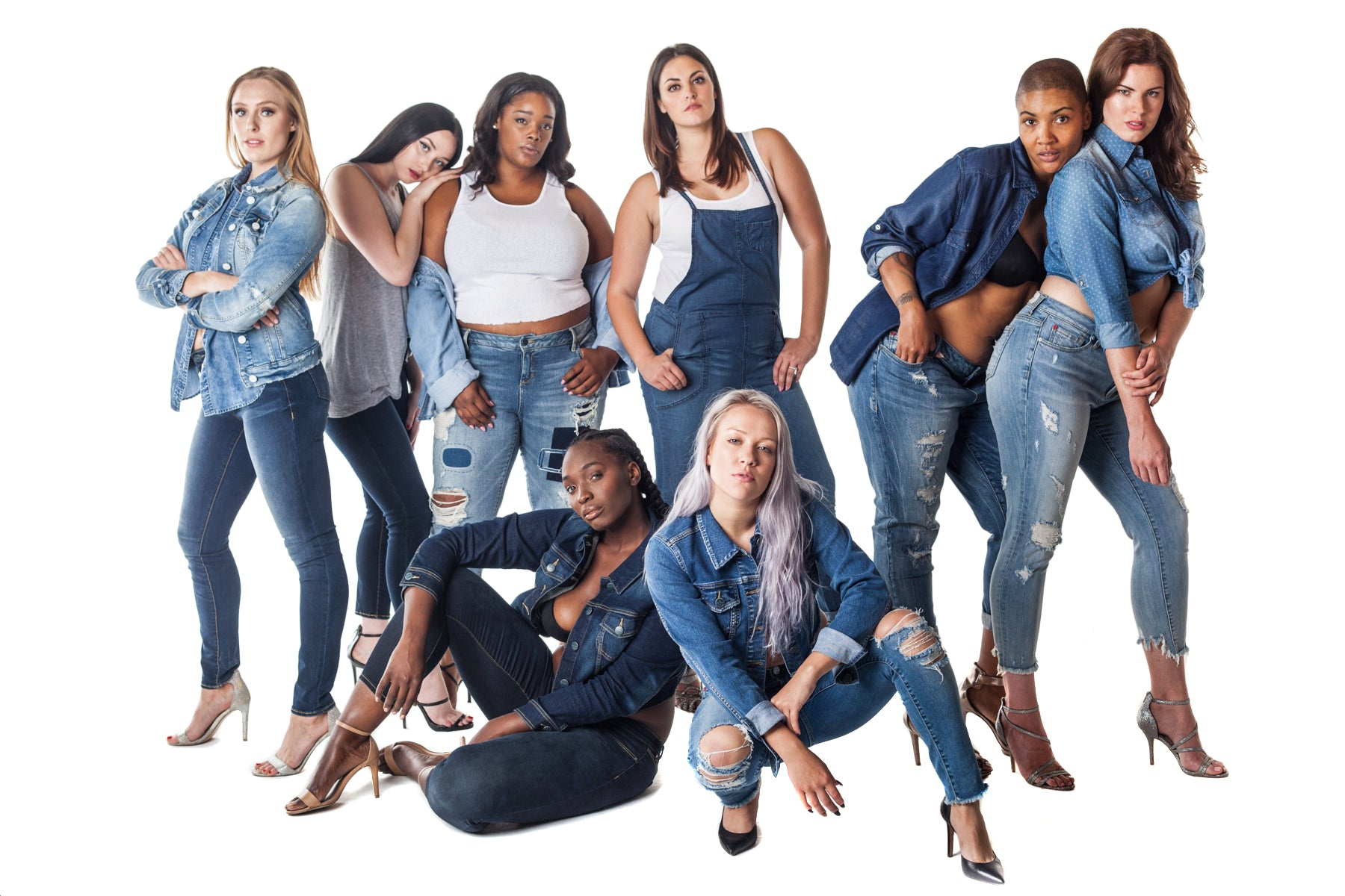 SLINK Jeans Size Guide | Premium Denim Made for All Curves