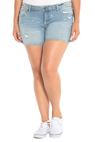 The Embellished Short - DAISY