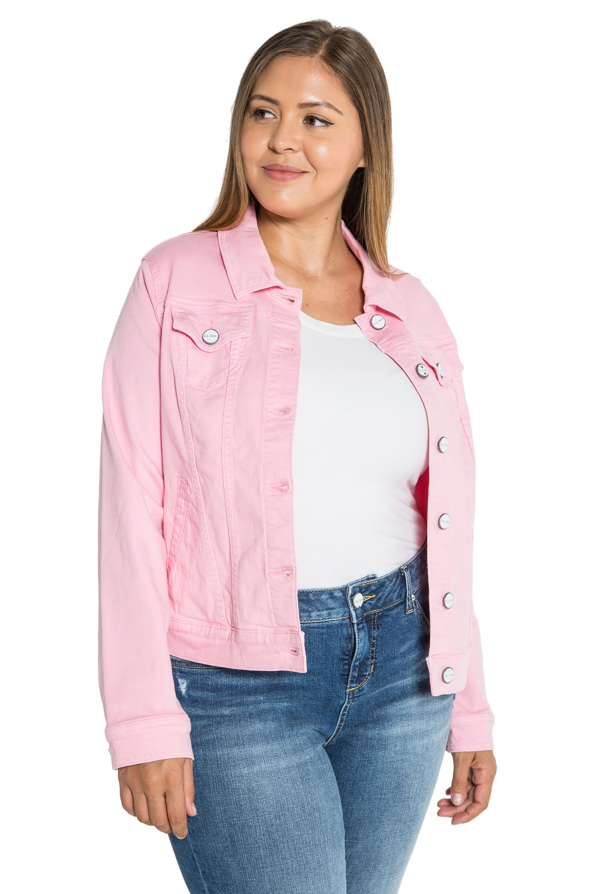 The Jacket - SOFT PINK