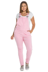 Overall - SOFT PINK