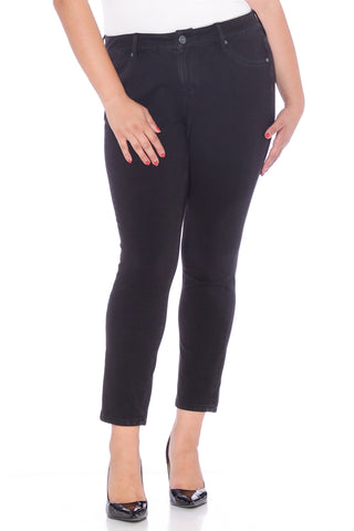 Super Knit Jegging - BLACK