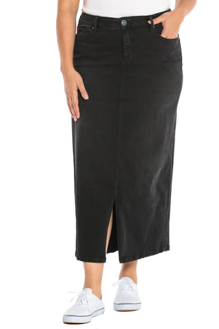 The Long Skirt- BLACK