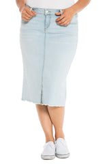The Denim Skirt - ELSA