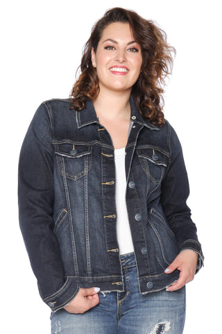Denim Jacket - BELLA