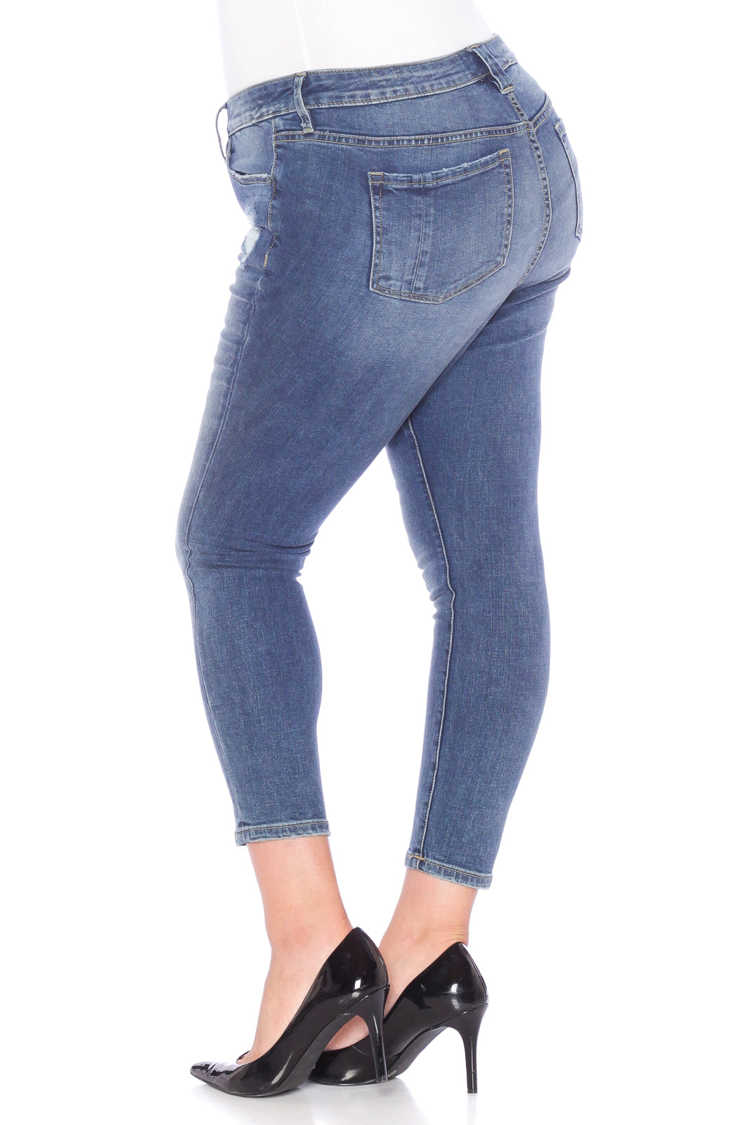 Ankle Jegging - ANNIE
