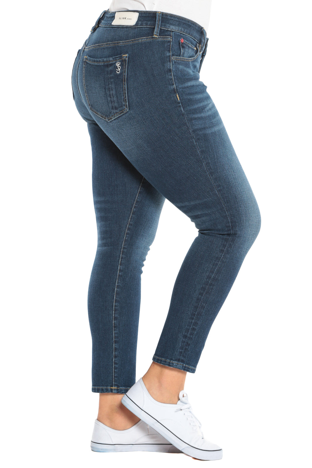 The Mid-Rise Jegging - LUNA