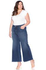 The High Waisted Culotte - HEATHER