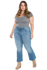 The Hi-Waist Flare - PATTI