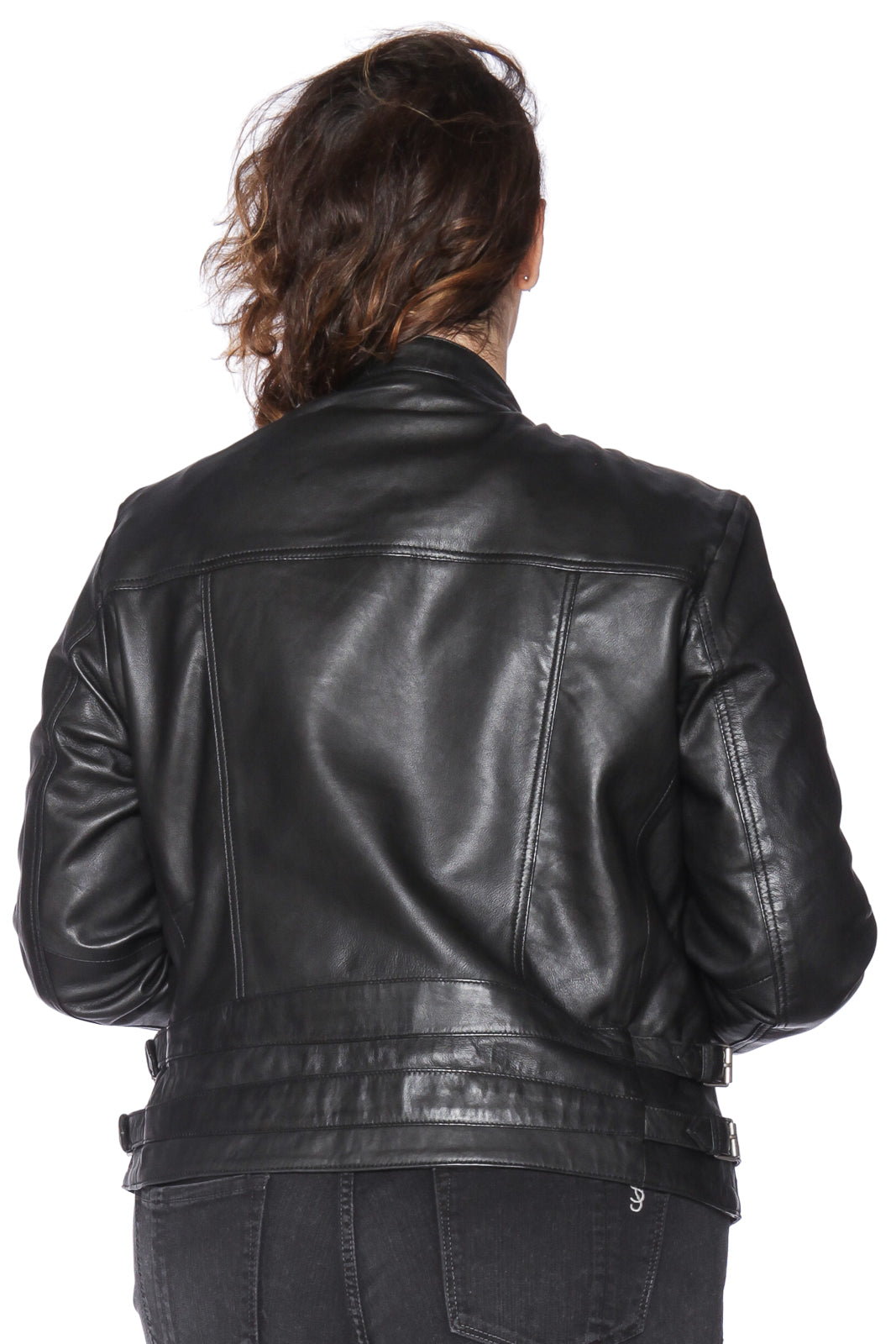 The Moto Fitted Jacket