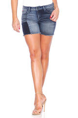 The Patchwork Short - VANESSA