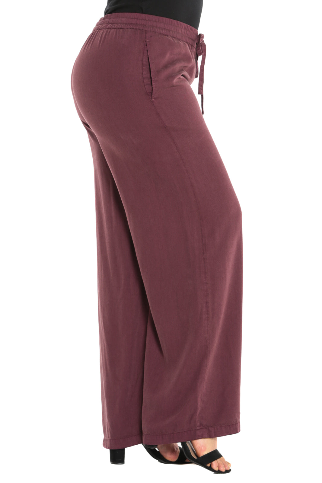 The Palazzo Pant - DECADENT CHOCOLATE