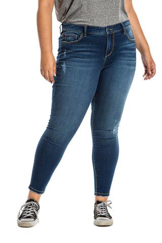 Mid Rise Skinny - Beatrice