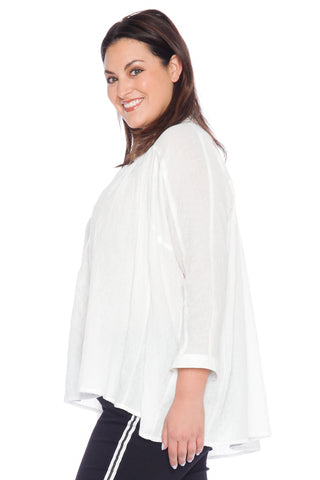 Babydoll Top - IVORY