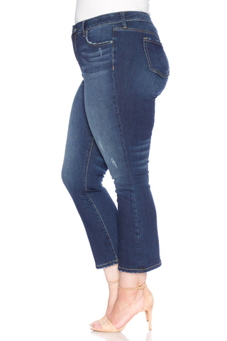 The Hi-Waist Bootcut - SHEELA