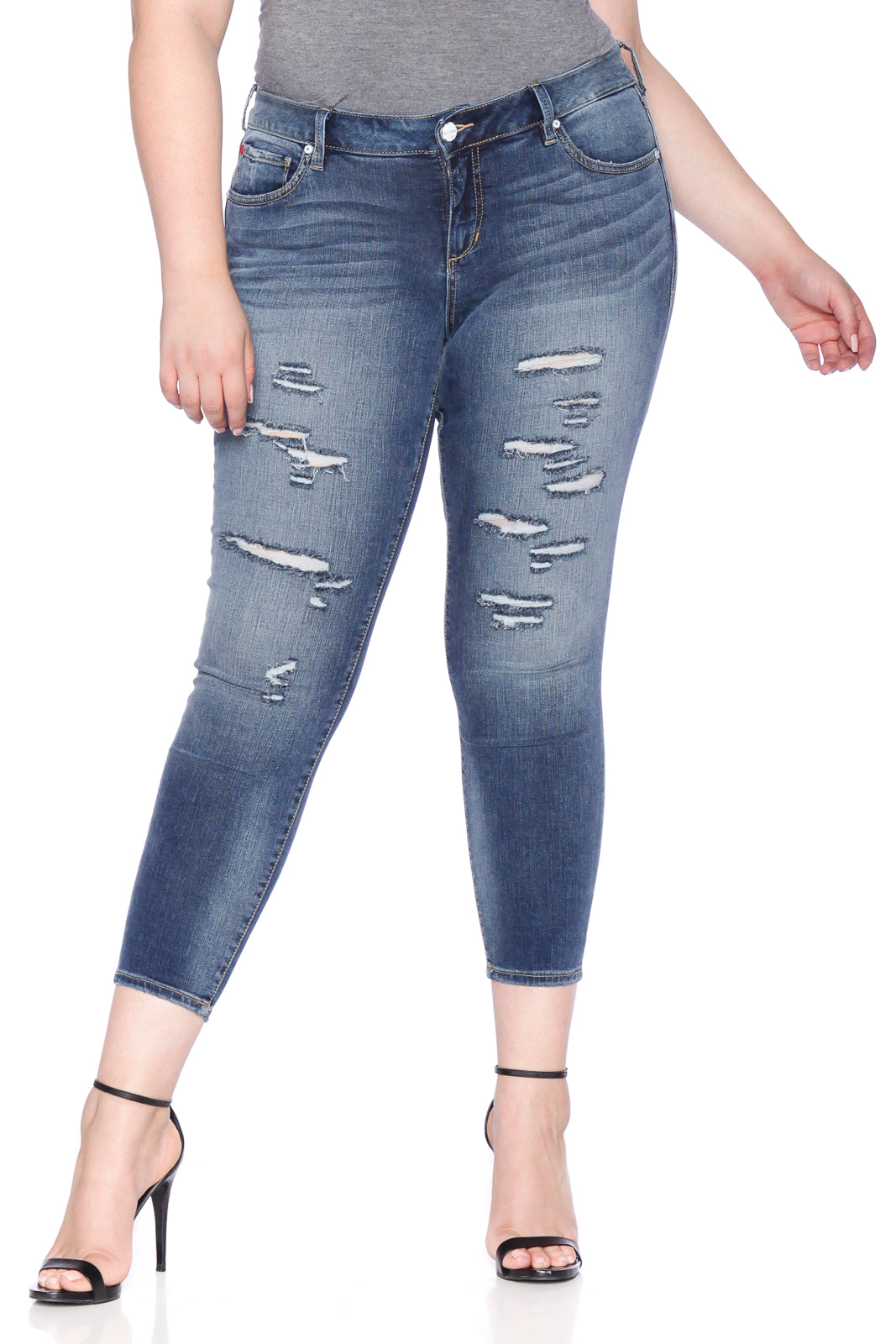 The Ankle Slim Jegging - DANIKA