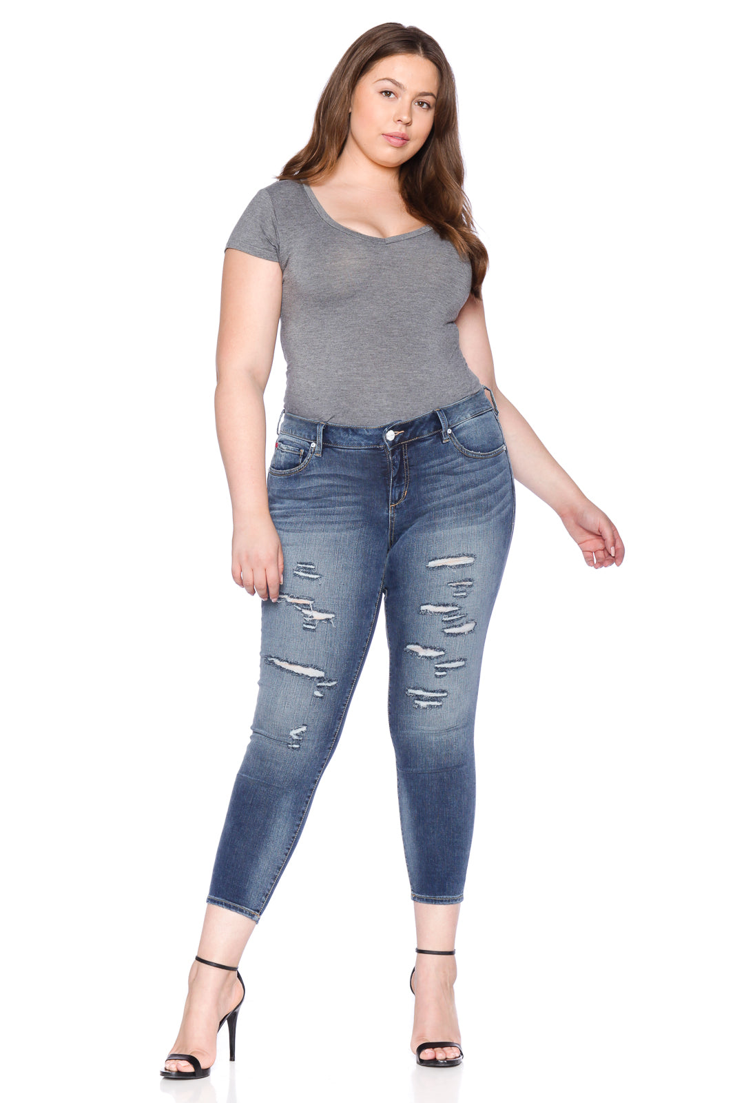 Ankle Slim Jegging - DANIKA