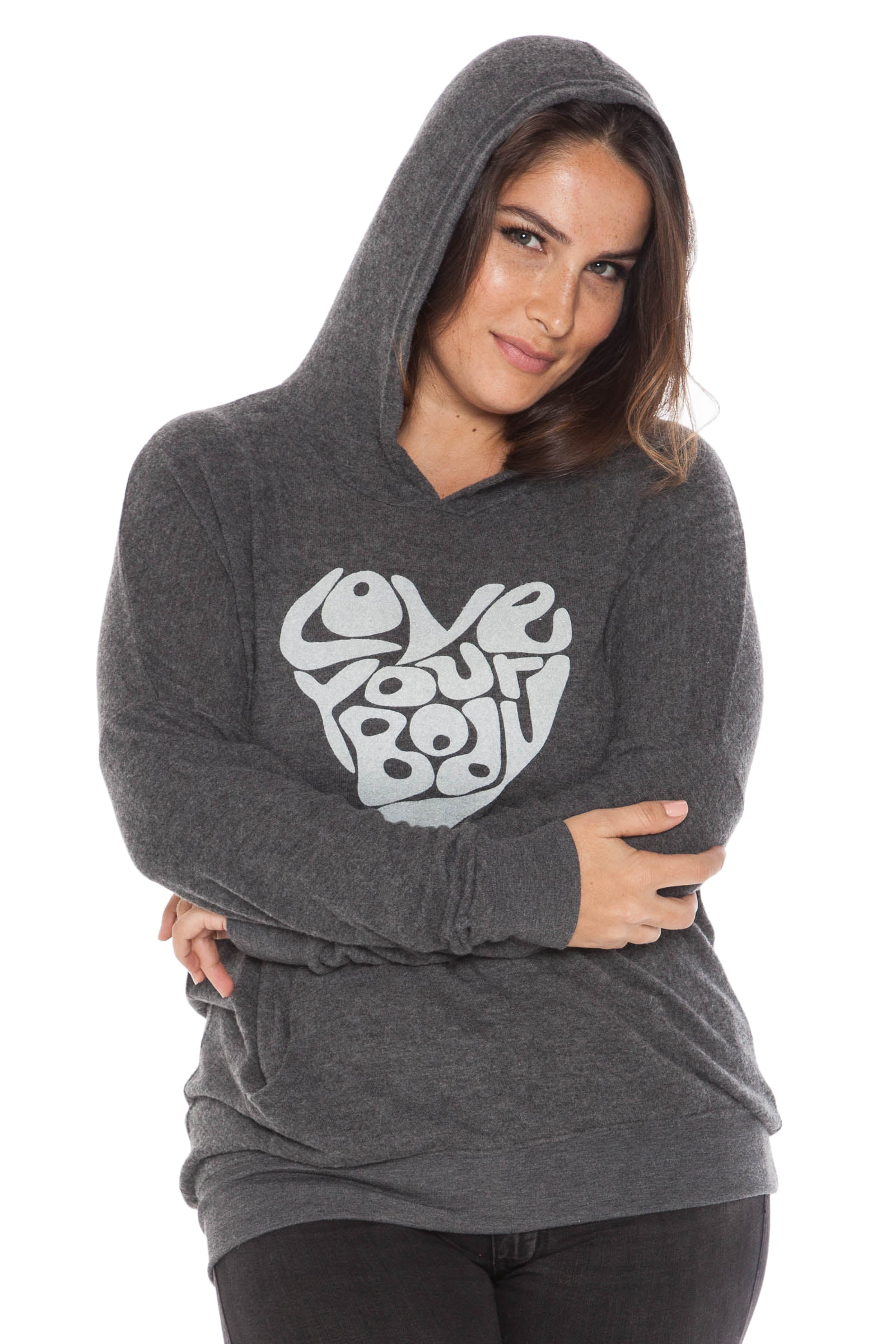 Love Your Body Hoodie