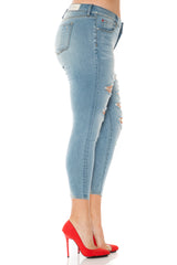 The Ankle Slim Jegging - LAUREN