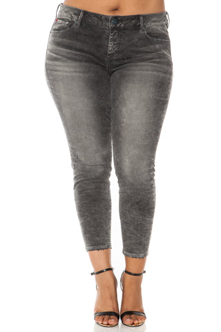 Ankle Slim Jegging - ERIN