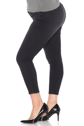 Ankle Jegging - BLACK