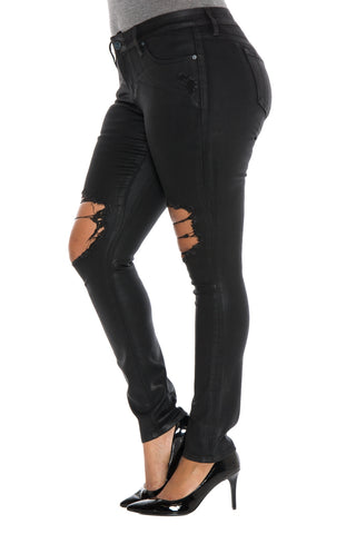 Coated Skinny - SILIVIA