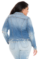 Denim Jacket - KEZIAH
