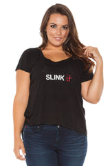 Scoop Neck Tee - SLINK IT