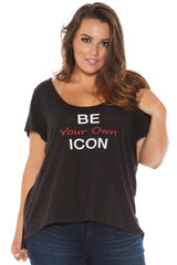 Be Your Own Icon Tee