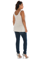 The Relaxed Fit Tank Top