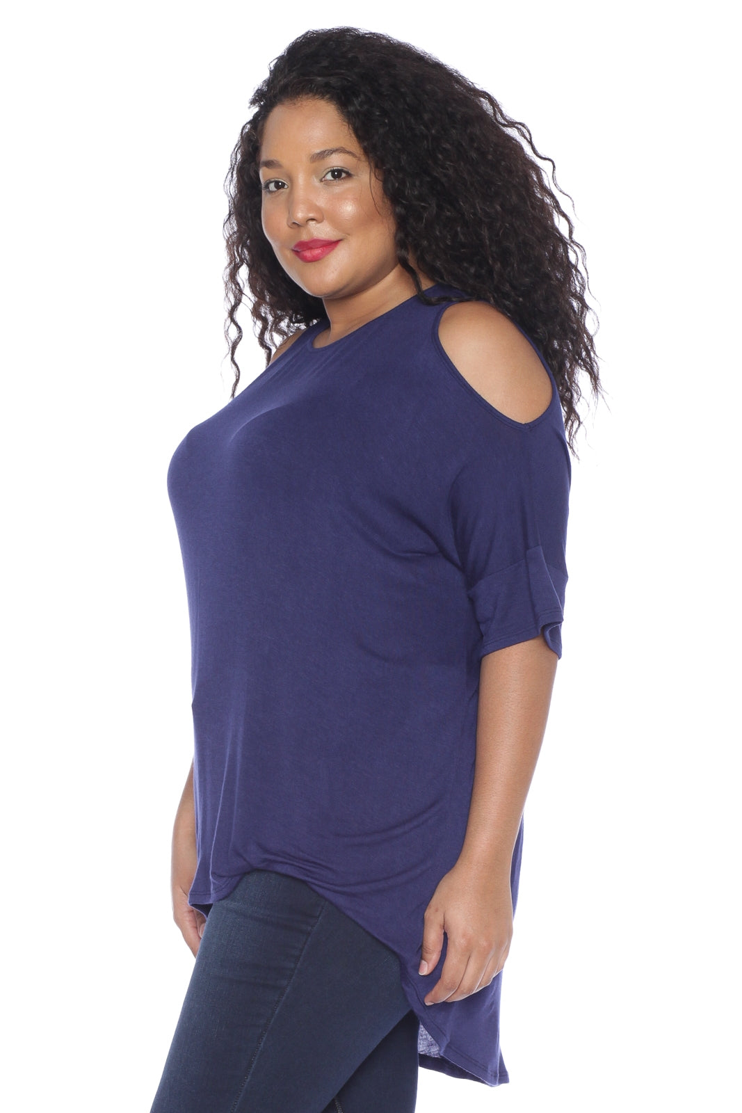 The Cold Shoulder Top