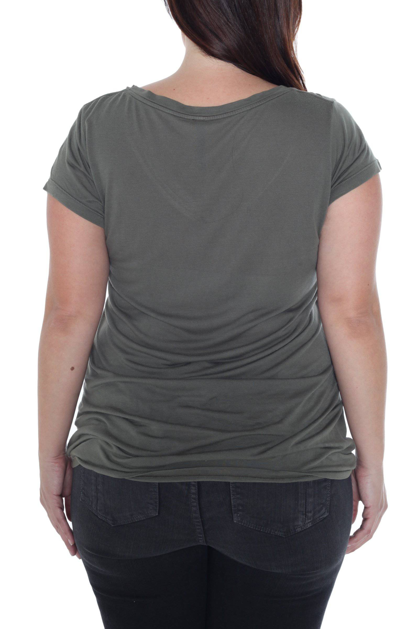 Scoop Neck Tee - SEXY