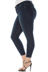 The Super Soft Terry Ankle Jegging - JULIE