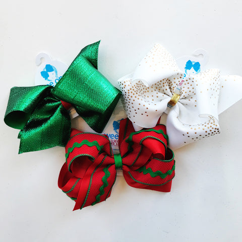 King Holiday Bows