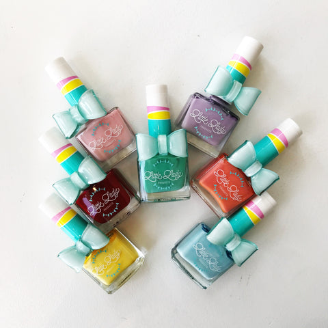 Little Lady Nail Polish - Classic Collection