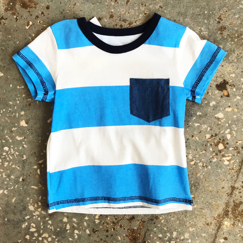Combed Cotton Boys T-Shirt