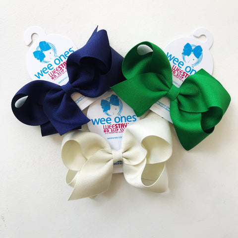King Classic Grosgrain Hair Bows