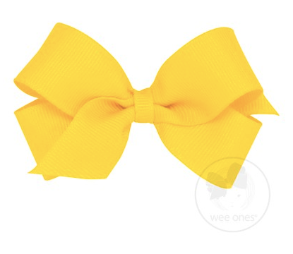 Mini Classic Grosgrain Hair Bows