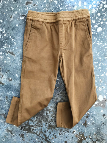 Whole Wheat Timeless Stretch Twill Pant