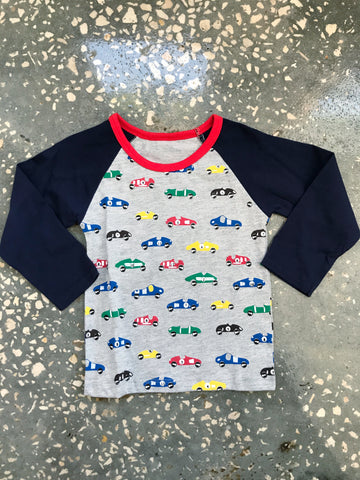 Boys Car T-Shirt