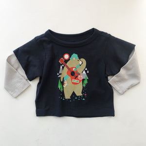 Camp Bear Graphic Tee