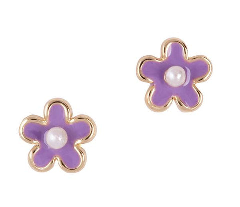 Cutie Enamel Stud Earrings Collection