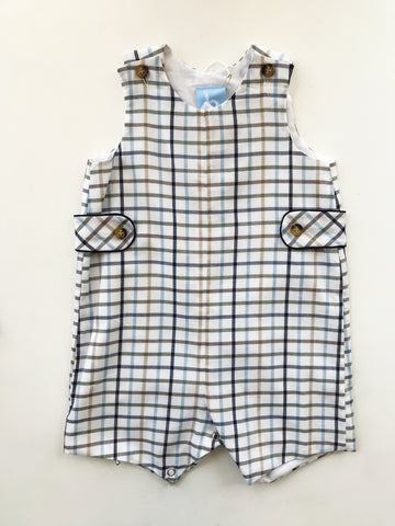 Webb Shortall - Lennox Plaid