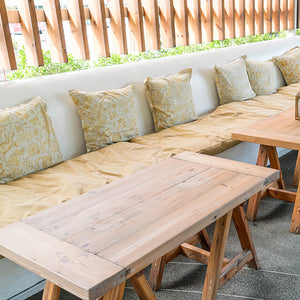 How to Take Care of Your Patio Furniture