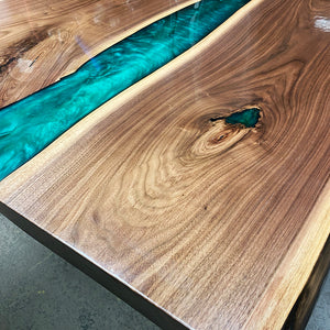 Guide to Making Epoxy Tables