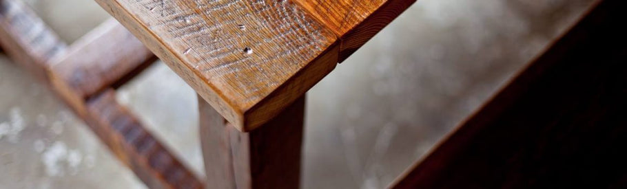 Keeping Your Reclaimed Wood Furniture Looking Beautiful