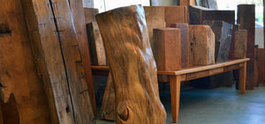 Reclaimed Wood: Beauty and Sustainability